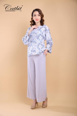 Y0091 - LILY BLOUSE