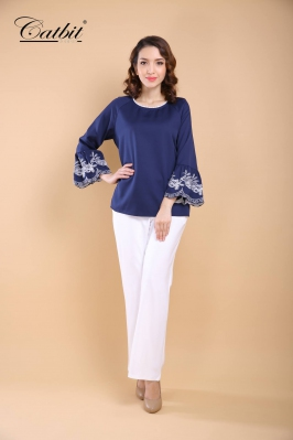 X8808 - Evelyn Blouse