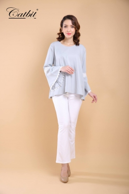 X8803 - Lucia Blouse