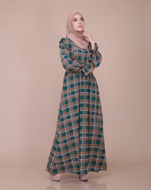 KESYA DRESS (X9091)