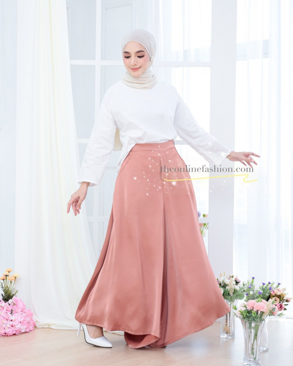 ASHER WIDE LEG PANTS