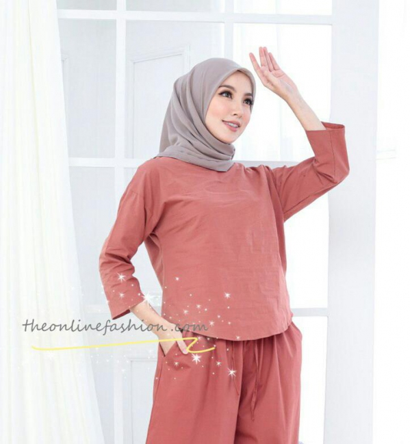 EYKA CASUAL BLOUSE (X2071-1)