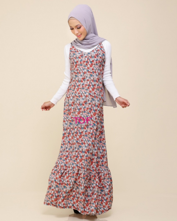 X9311 DELISHA DRESS