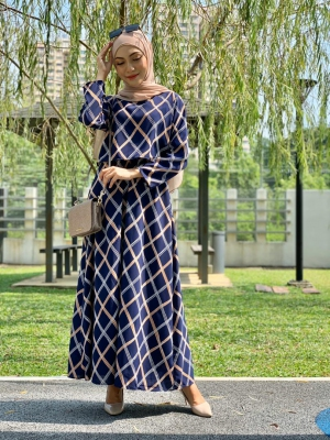 Y0183 SOFEA DRESS