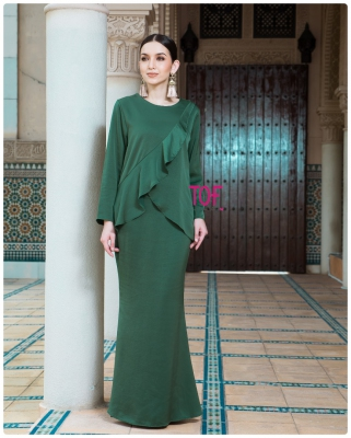 SOPHIA KURUNG - IN JADE GREEN