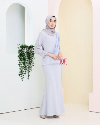 Y0144 - LYDIA KURUNG - IN BABY BLUE