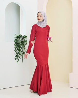 Y0142 - SHERLY KURUNG - IN RED
