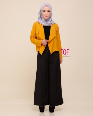 301 IN MUSTARD ( Free Size )