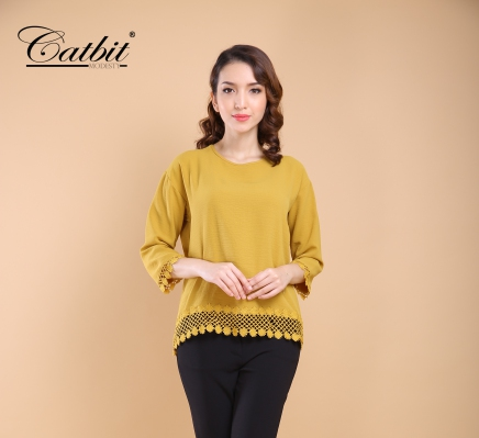 ANDTY0064 - IRIS BLOUSE
